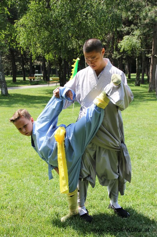 Shaolin Training im Park (310)