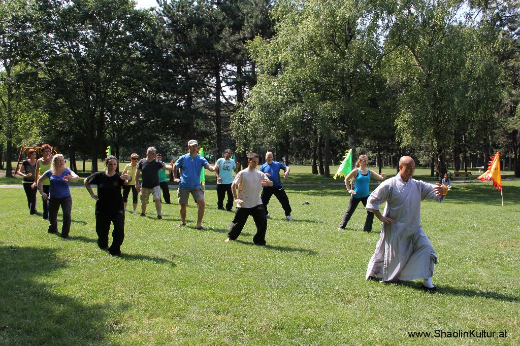 Shaolin Training im Park (74)
